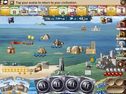 Through The Ages IOS Game Play