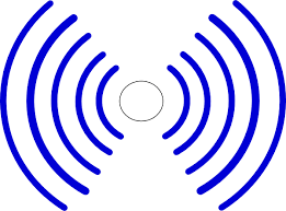 Sound waves clipart cliparthut free clipart