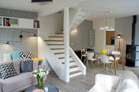tapisserie salon salle a manger deco sejour moderne collection avec chambre deco salon avec