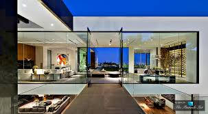 100 Contemporary Glass Houses West Hollywood Luxury Residence 1442 Tanager Way Los