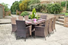 Wicker Patio Dining Furniture