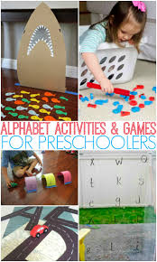 ABC Games Alphabet Activities Phonics And More Letter Learning Fun