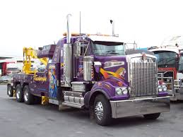 HQ RES Kenworth Tow Truck