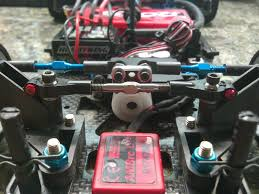 Tamiya Midnight Pumpkin Black Edition by Tamiya Rm01x Build And Review Part 3 Track Test The Rc Racer