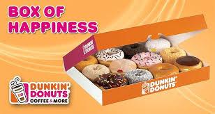 Dunkin Donuts Scholarship Program