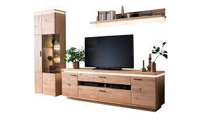 woodford wohnwand alone holzfarben wohnwände anbauwände möbel kraft