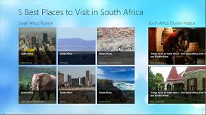 Its Hard To Name Another Holiday Destination That Offers As Much Variety An Overview Of The Best Places Visit In South Africa