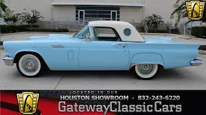 100 1957 Ford Truck For Sale Classic Car Thunderbird In Harris County