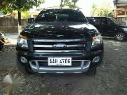 2015 ford ranger track automatic philkotse