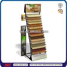 tsd w221 factory custom showroom wood ceramic tile display stand