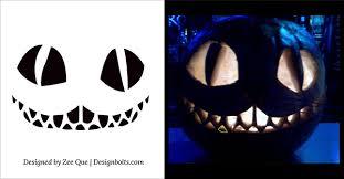 Scary Vampire Pumpkin Stencils by 5 Free Scary Halloween Pumpkin Carving Patterns Stencils U0026 Ideas