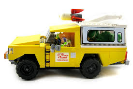 Dan The Pixar Fan: Toy Story 2: Lego Pizza Planet Truck – Catut Disney Stores D23 Colctible Fig Pizza Planet Truck On Behance In Coco2018 The Truck Can Be Seen For A Split Second To Infinity And Beyond The In Real Life Amazoncom Lego Toy Story 3 Rescue Toys Games Paper Model Of From Movie Pixar Corner Reallife Coming Soon Leencustoms Terror Easter Eggs Good Brave Up Moana Other Cars Todd The Pizza Planet Truck Disney Pixar New Walgreens Sighted Irl Album Imgur