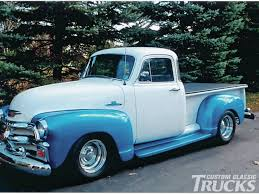 1955 First Series ChevyGMC Pickup Truck Brothers Classic Truck Parts ...