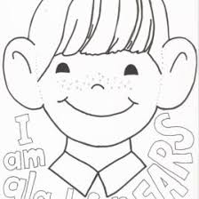 Best Photos Of Ear Coloring Pages Printable Page