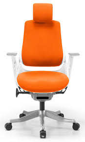 wau office chair orange Best puter Chairs For fice and Home