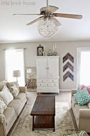 living extraordinary living room ceiling fan style fresh at