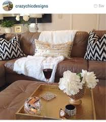 Brown Couch Living Room Design by A Neutral Design Palette Is Timeless Pulte Homes Someday We