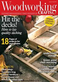 woodworking crafts april 2017 free pdf magazine download