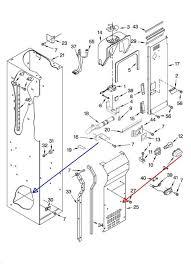 Whirlpool Refrigerator Leaking Water On Floor by We Bought A Whirlpool Refrigerator 6 Months Ago And It U0027s Leaking