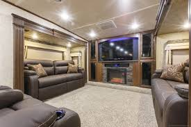 Luxury Fifth Wheel Rv Front Living Room by Front Living Room Fifth Wheels Home Design