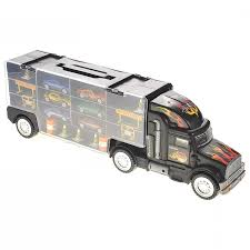 100 Hot Wheels Car Carrier Truck Toy Transport Rier Includes Toy S ARDIAFM