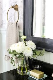 Delta Faucet Jobs Carmel by Aqua Meets Urban Powder Room Reveal Bless U0027er House