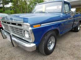 Classic Ford F100 For Sale On ClassicCars.com 1973 Ford F100 Prunner Instagram Spotlight Fordtruckscom 195777 Truck 7 Single Pwr Brake Booster Master Cylinder 1956 Pickup Hot Rod Network 392 Hemi Barnstormer 1947 Sleeper Bring A Trailer Indy 500 Rarity 1979 Official Replica 1955 Street Ringbrothers Bring Restomod To Sema 1966 For Sale On Classiccarscom Calling All Owners Of 61 68 Trucks 53 Kindig It Pin By David Farrell Flatbeds Pinterest Presented As Lot T26 At Anaheim Ca Blue