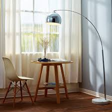 Threshold Silver Arc Floor Lamp by Arc Floor Lamps Amazon Xiedp Lights Decoration