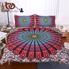 bedroom hippie sheets hippie duvet covers trippy comforters