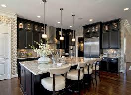 Decorating Ideas With Dark Kitchen Cabinets