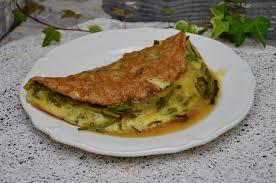 cuisine asperge omelette aux asperges sauvages la p tite cuisine de pauline