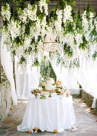 Garden Wedding Decoration New Ideas For Your Rustic Outdoor Stylish