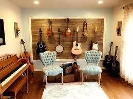 Music Room Office Design Inspirational Guitar Wall Guitars Banjo Banjolele Ukulele