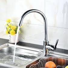 kitchen sink faucet aerator swivel water spray stream faucets moen