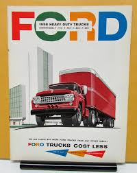 Ford Truck Model F 700 750 800 900 Heavy Duty Sales Brochure ... 1960 Ford F100 Truck Restoration 7 Steps With Pictures My Little Urch And A 1958 That Has Always Been In Our For Sale Sold Youtube Barn Find Emergency Coe Sctshotrods Photo Gallery F 100 Custom Cab Flareside Pickup 83 This C800 Ramp Is The Stuff Dreams Are Made Of Bangshiftcom Take A Look At Fire T58 Anaheim 2014 Directory Index Trucks1958