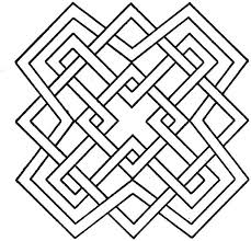 Coloring Pages Patterns Geometric Htm Make A Photo Gallery Free Printable For Adults