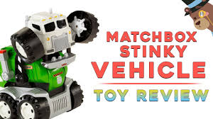 Matchbox STINKY The Garbage Truck | Gifty Toy Reviews - YouTube Stinky The Garbage Truck From Mattel Youtube Cheap Side Loader Find Amazoncom Matchbox Real Talking Mini Toys Stinky The Garbage Truck In Blyth Northumberland Gumtree Dxt65 Vehicle Vip Outlet Toy Trucks Unboxing Matchboxs Interactive Toyages 3 New In Box Eats Surprise Cars And Disney 2009 Ebay Buy Big Rig Buddies By Lego Juniors Shop For
