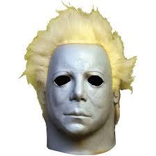 Halloween Resurrection Mask by Amazon Com Trick Or Treat Studios Men U0027s Halloween Ii Ben Tramer
