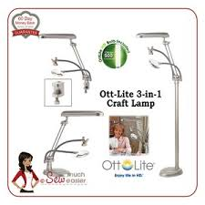 ott lite floor l 3 in 1 with cl and magnifier