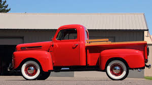1950 Ford F47 Pickup | Top Speed Ford Celebrates 100 Years Of Trucks Authority File1950 F1 Pickup Truckjpg Wikimedia Commons 1950 For Sale Classiccarscom Cc1054756 Truck Hot Rod Rods Retro Pickup T Wallpaper Fast Lane Classic Cars Custom Adamco Motsports Hot Rod Network F3 Gateway 169den Auto Transport Red Profile View Stock Image Classics On Autotrader 1948 1949 Truck 5 Gauge Dash Cluster Shark 24000