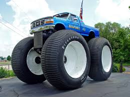 100 Monster Trucks Atlanta Motorama To Reunite 12 Generations Of Bigfoot Mons