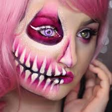 Fda Approved Halloween Contacts Uk by Enchanted Pink Camoeyes Com