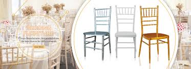 China Wedding Folding Chair Manufacturers And Factory ...