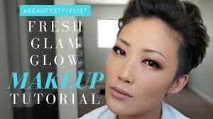 Studio Tilee Tiffany Lee by Fresh Glow Glam Makeup Tutorial Youtube