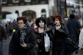 Halloween Town Characters 2015 by Whitby Goth Weekend 2015 Sees Town Win At Halloween Huffpost Uk