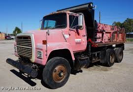 1989 Ford F800 Dump Truck | Item DA1255 | SOLD! November 9 C...