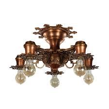 chandelier flush mount ceiling light kitchen ceiling lights