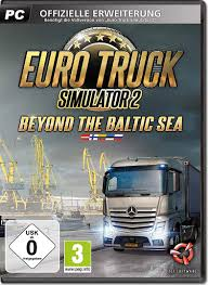 100 Truck Simulator 2 Euro Beyond The Baltic Sea