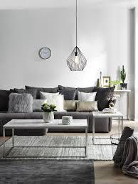 anthrazit grau oder silber verleihen dem raum nordischen