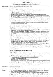 Senior Construction Project Manager Resume Samples | Velvet Jobs Ten Things You Should Do In Manager Resume Invoice Form Program Objective Examples Project John Thewhyfactorco Sample Objectives Supervisor New It Sports Management Resume Objective Examples Komanmouldingsco Samples Cstruction Beautiful Floatingcityorg Management Cv Uk Assignment Format Audit Free The Steps Need For Putting Information Healthcare Career Tips For Project Manager